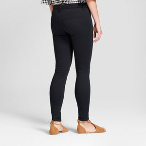 Black faded glory jeggings - 3x
